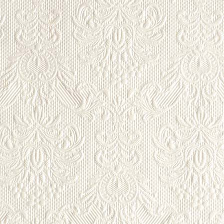 Ubrousky Ambiente Pearl White 40x40 cm