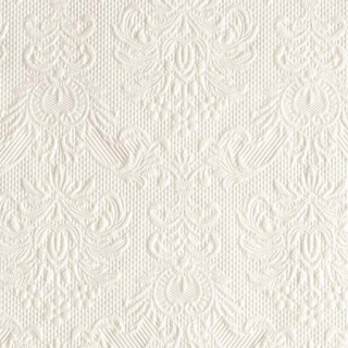 Ubrousky Ambiente Pearl White 33x33 cm
