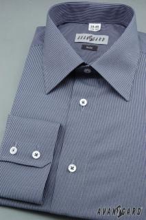 7f8cb409604 Pánská košile AVANTGARD SLIM dl. ruk.