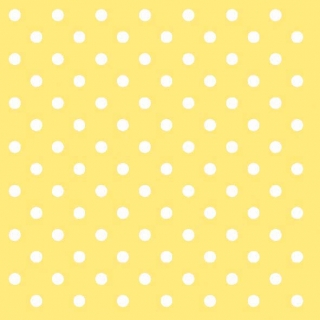 Ubrousky Ambiente Dots Yellow 33x33 cm